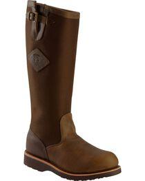 Chippewa Men's Steel Toe Snake Boots, , hi-res