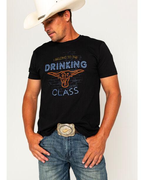 Cody James Drinking Class Short Sleeve T-Shirt, Black, hi-res