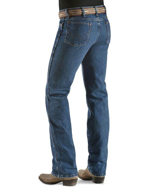 Wrangler Men's Cowboy Cut Slim Fit Jeans, Stonewash, hi-res
