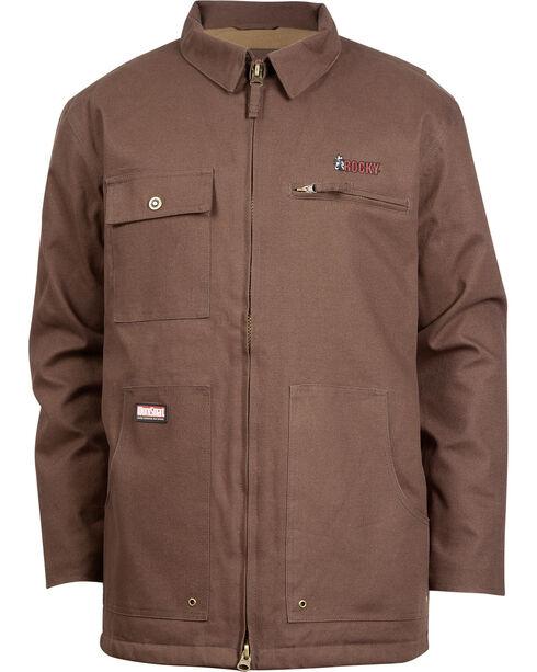Rocky Men's WorkSmart Waterproof Chore Coat, , hi-res