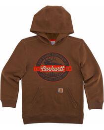 Carhartt Boys' Big Game Excursion Sweatshirt, , hi-res