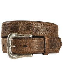 Ariat Men's Perforated leather Belt, , hi-res