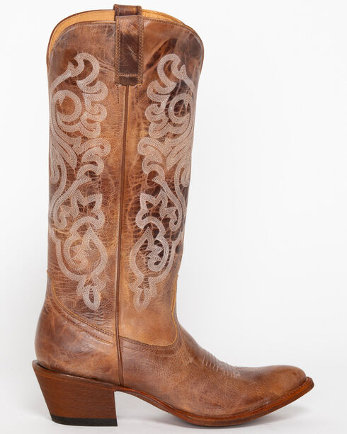 Shyanne® Women's Tall Western Boots, Taupe, hi-res