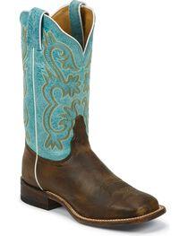 Tony Lama Women's Americana Western Boots, , hi-res
