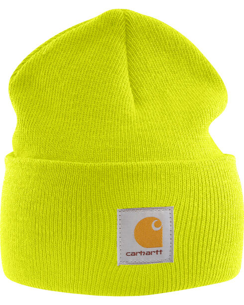 Carhartt Men's Acrylic Watch Hat, , hi-res