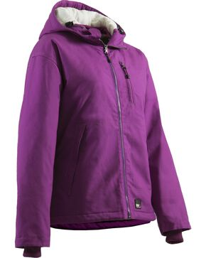 Berne Women's Monte Rosa Jacket, Purple, hi-res