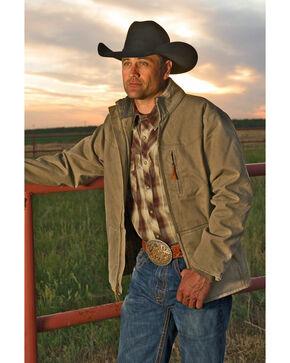 STS Ranchwear Men's Bridger Jacket, Mushroom, hi-res