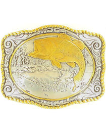 Gold-tone Bass Buckle, , hi-res