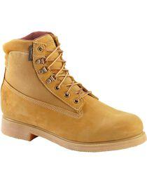 Chippewa Men's Waterproof Insulated Nubuc Work Boots, , hi-res