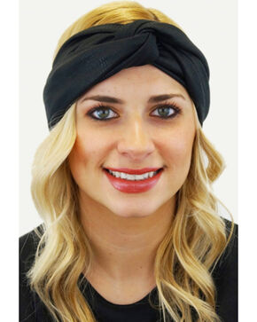 Pink Pewter Black Shelly Flexible Multi-Use Wrap, Black, hi-res