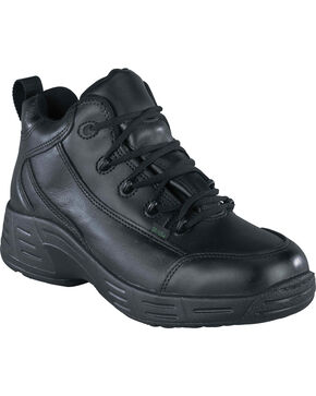 Reebok Men's TCT Waterproof Sport Hiker Boots - USPS Approved, Black, hi-res