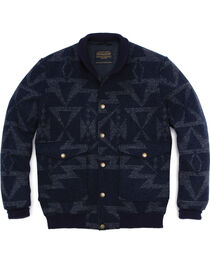 Pendleton Men's Navy Gorge Coat, Navy, hi-res