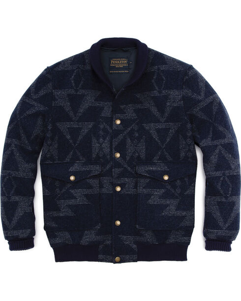 Pendleton Men's Navy Gorge Coat, , hi-res