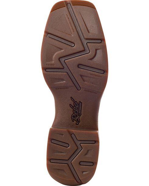 Durango Men's Rebel Western Boots, Brown, hi-res