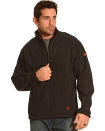 Ariat Men's Work Fire Resistant Black Work Jacket, , hi-res