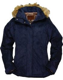 Outback Trading Co. Women's Micro Fleece Coat, , hi-res