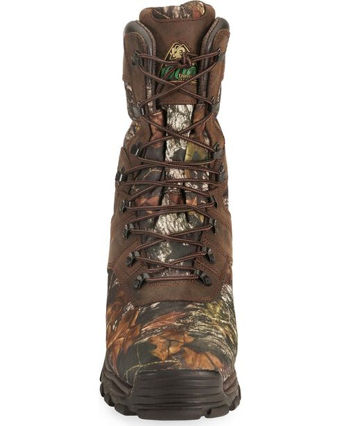 "Rocky Men's Sport Utility Max 9"" Hunting Boots, Camouflage, hi-res"