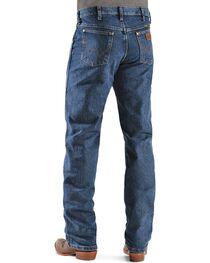 Wrangler Premium Performance Advanced Comfort Mid Stone Jeans - Big & Tall, , hi-res