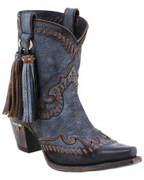 Lane Women's Hoedown Short Boots - Snip Toe , , hi-res