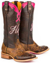 Tin Haul Women's Hope Western Boots, , hi-res