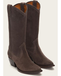 Frye Women's Smoke Sacha Tall Boots - Pointed Toe , , hi-res