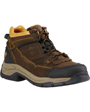 Ariat Men's Terrain Pro H2O Outdoor Boots, Coffee, hi-res
