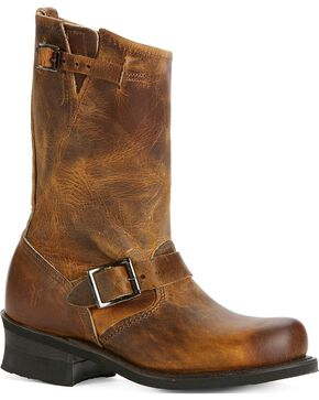 Frye Women's Engineer 12R Boots, , hi-res