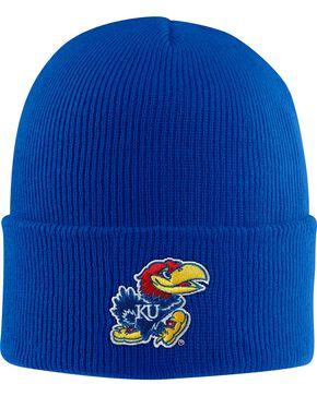 Carhartt KU Jayhawks Cap, Blue, hi-res