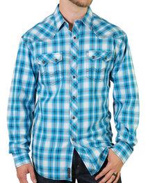 Moonshine Spirit Men's String Fellow Western Shirt, , hi-res