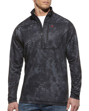 Ariat Men's Kryptek - Zip Typhoon Jacket, Black, hi-res