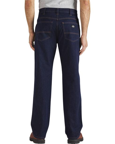 Dickies Men's Regular Fit Dura Denim Premium Cordura® Jeans, Rinsed, hi-res