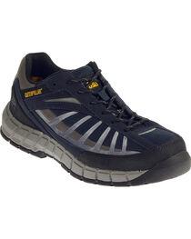 CAT Men's Infrastructure Steel Toe Work Shoes, , hi-res
