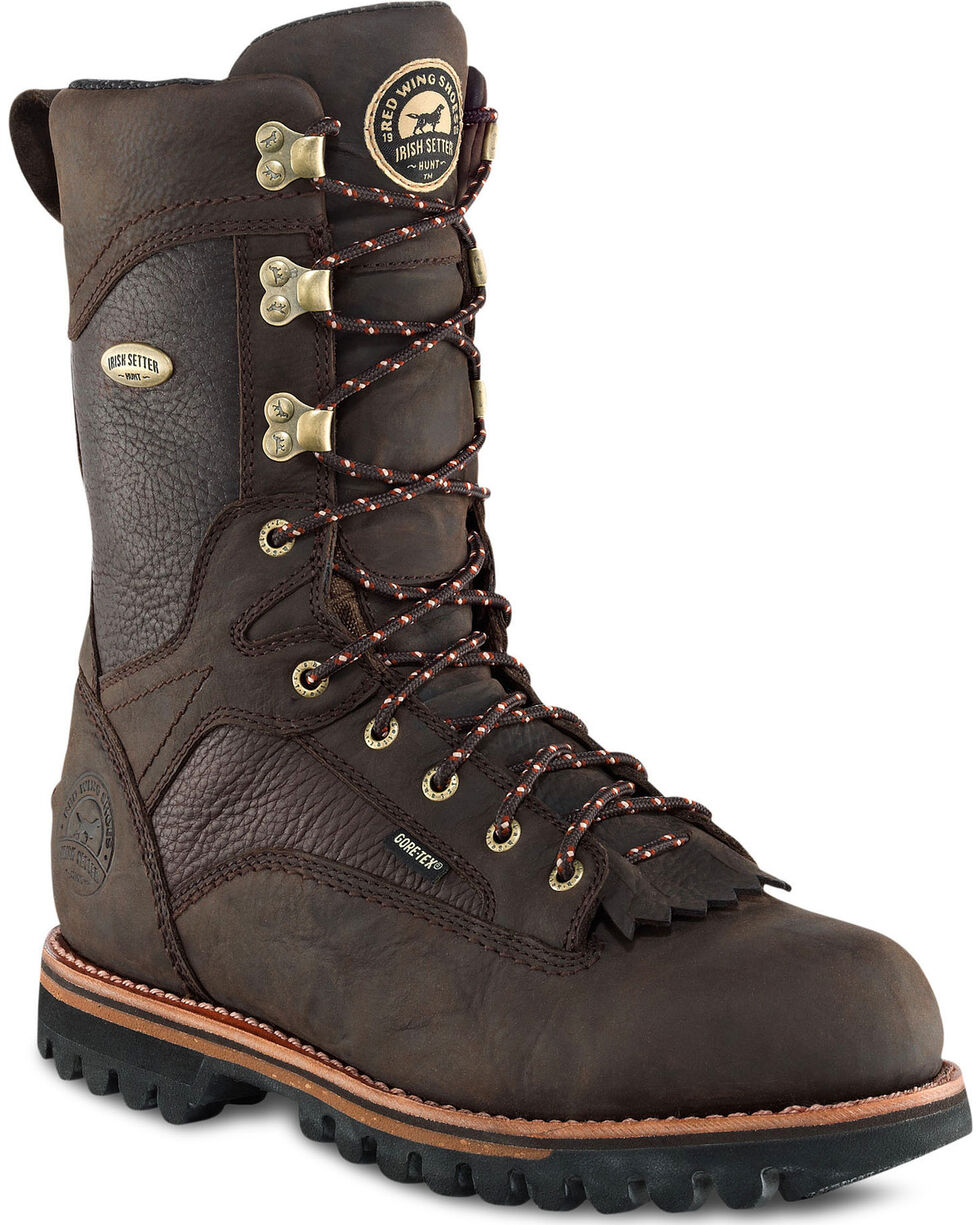 Irish Setter by Red Wing Shoes Men's Elk Tracker 200 Hunting Boots , Brown, hi-res