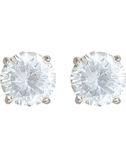 Montana Silversmiths First Star I See Tonight Earrings, Silver, hi-res