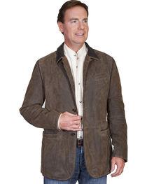 Scully Men's Leather Blazer , , hi-res