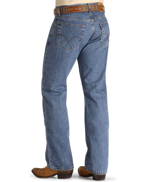 "Levis ® Jeans 517® Boot Cut - Prewashed - Big. Up to 44"" Waist, Stonewash, hi-res"