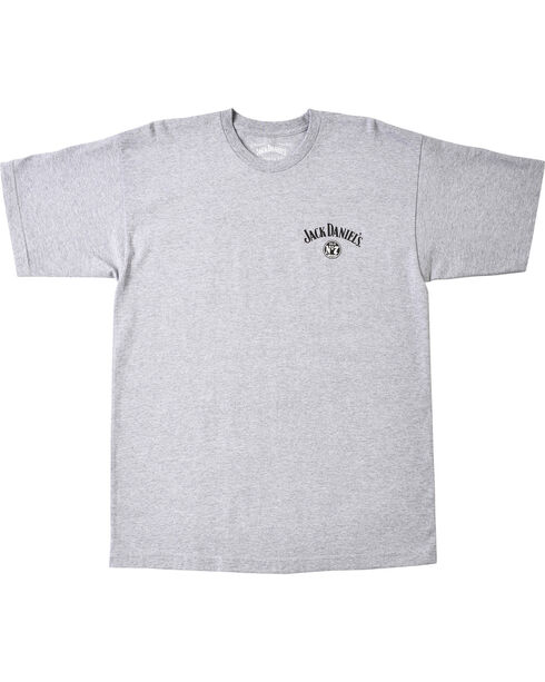 Jack Daniel's Men's Old No.7 Graphic Tee, Grey, hi-res