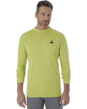 Wrangler Men's Rugged Wear All-Terrain T-Shirt - Big and Tall , Bright Green, hi-res