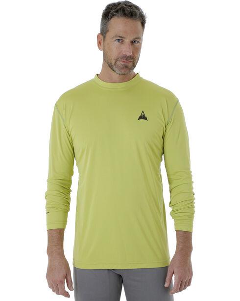 Wrangler Men's Rugged Wear All-Terrain T-Shirt - Big and Tall , Bright Green, hi-res
