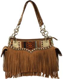 Blazin Roxx Women's Fringe Handbag, , hi-res