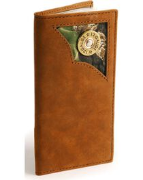 Nocona Youth Rodeo Wallet, , hi-res