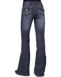 Stetson Women's Classic Boot Cut Jeans, , hi-res