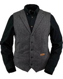 Outback Trading Co. Men's Black Jessie Vest , , hi-res