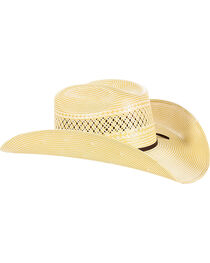Cody James® Men's 50X Straw Hat, , hi-res