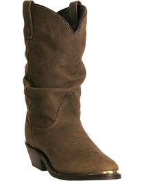 Dingo Women's Marlee Slouch Western Boots, , hi-res