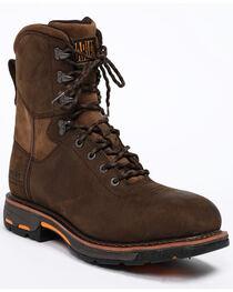 Ariat Men's Composite Sqaure Toe Work Hog Work Boots, , hi-res
