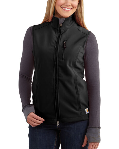Carhartt Women's Denwood Vest , Black, hi-res