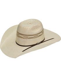 Twister Men's Bangora Straw Cowboy Hat, , hi-res