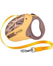 Browning Camouflage Large Retractable Dog Leash , , hi-res