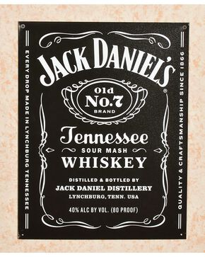 Jack Daniels Old #7 Sign, Multi, hi-res